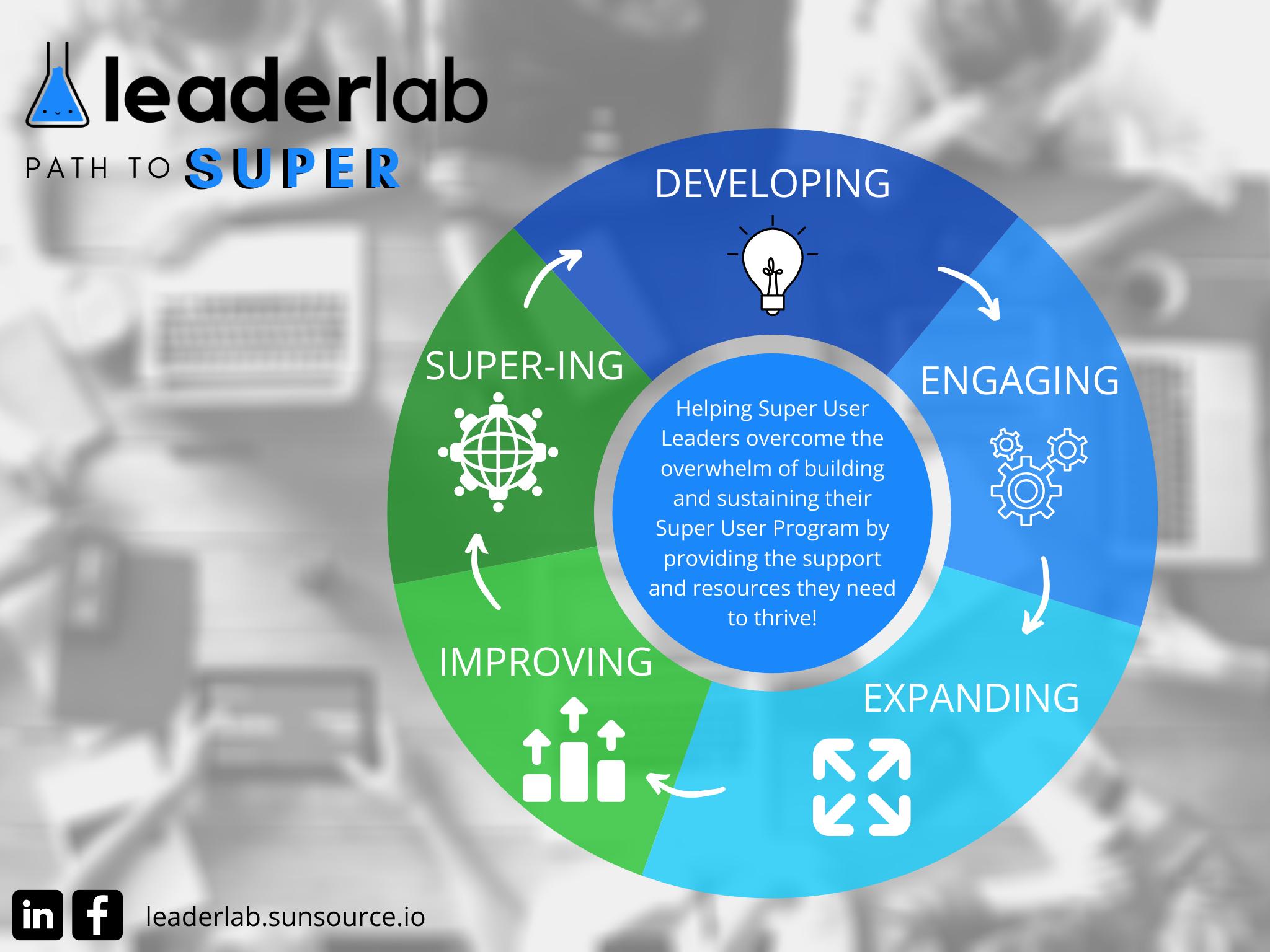 Super User Leader Success Path